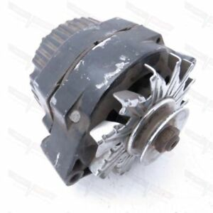 Corvette Oem Delco Remy 61a Alternator Core W heavy Duty Battery 6c18 1975 1977