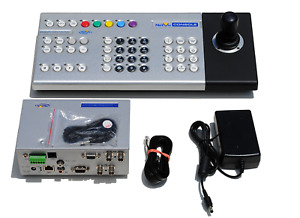Dedicated Micros Netvu Console Remote Control Up To 20 Netvu Devices