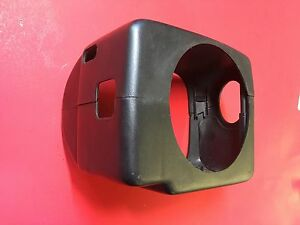 1994 2001 Dodge Ram 1500 2500 3500 Steering Column Cover Shroud Trim Black Used