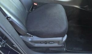 Bottom Only Seat Covers One Cover Fleece With Second Non Slip W r Material