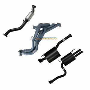 Pacemaker Comp Extractor Viper 2 5 Exhaust For Ford Falcon Fg Fgx Xr6 Sedan