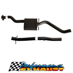 Viper 2 5 Exhaust With Tailpipe For Holden Statesman Vs V6 Irs
