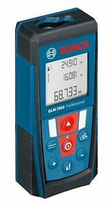 Bosch Japan Glm7000 Laser Distance Measurer Meter 229 Feet 70 Meters