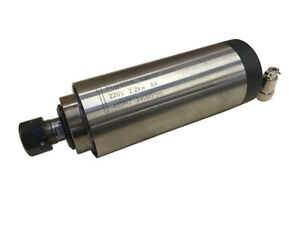 2200w 3hp Air Cooling Cnc Milling Spindle