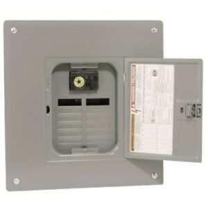 Square D 100 Amp Manual Transfer Switch With Indoor Load Center