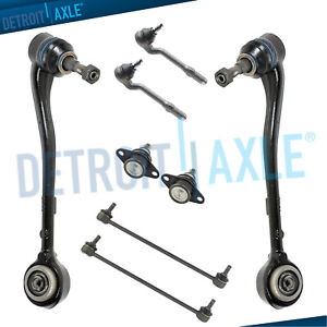 New 8pc Complete Front Suspension Kit For 2000 2003 Bmw X5