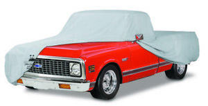 1951 1954 Chevrolet Short Bed Pick up Custom Fit Cotton Plushweave Car Cover