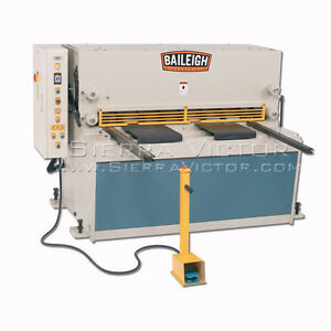 Baileigh Hydraulic Sheet Metal Shear Sh 5203 hd