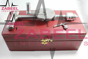 Universal Open Hand Drill With S s Gears With Case Orthopedics Instruments Zi
