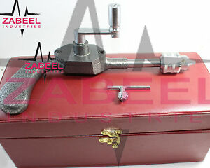 Bone Universal Drill With S s Closed Geard With Case Orthopedics Instruments