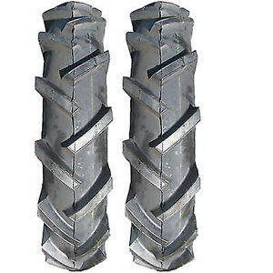 set Of 2 7 50 16 7 50x16 D402 R1 Lug Farm Tractor Tires Tubes 8 ply Rated