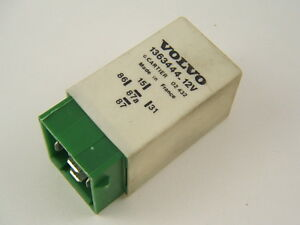 Volvo Transmission Overdrive G Relay 1363444 G Cartier 02 432 Made In France