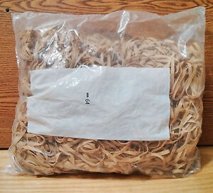 5 Lb Bag Alliance Postal Rubber Band Size 64 3 1 2 X 1 4 Item 2464309