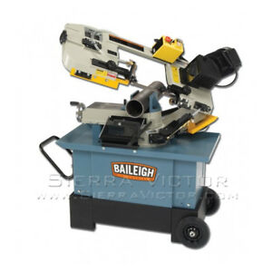 Baileigh Horizontal And Vertical Band Saw Bs 712ms