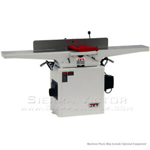 Jet Closed Stand Jointer Jwj 8cs 718200k