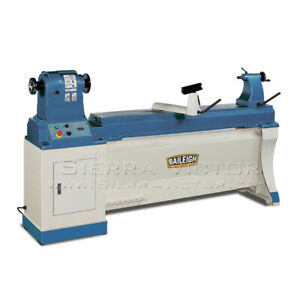 Baileigh Woodworking Lathe Wl 2060vs