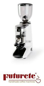 Commercial Professional Espresso Coffee Bean Grinder With Doser Auto Stop Start