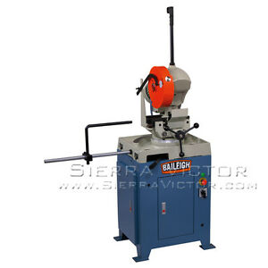 Baileigh Manually Operated Cold Saw Cs 275m