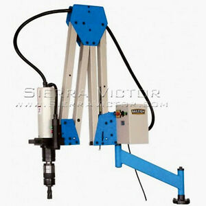 Baileigh Electronically Controlled Pneumatic Tapping Arm Etm 32 1500
