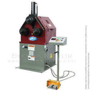 Gmc Power Ring And Angle Roll Bender Prb 65h