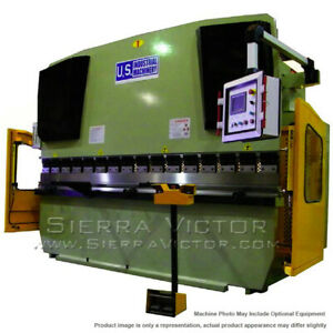 Us Industrial 125 Ton X 13 2 Axis Cnc Hyd Press Brake