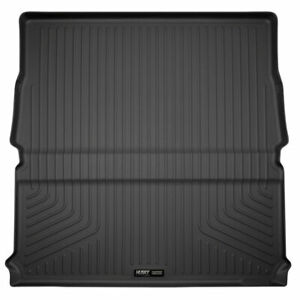 Husky Weatherbeater Cargo Liner Black For Honda Pilot 2016