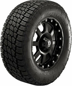 1 New Lt 295 70r18 Nitto Terra Grappler G2 Tire 70 18 2957018 All Terrain A T E