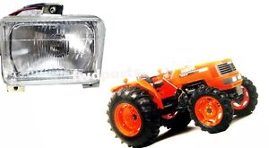 Use For Kubota Tractor Head Lights M 5000 M 9000 Assembly Left Hand Side