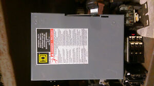 Square D General Duty Safety Switch Interruptor 240vac 30a