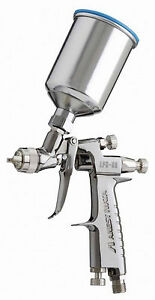 Anest Iwata Lph80 82g Hvlp Mini Gravity Feed Gun With 150ml Cup