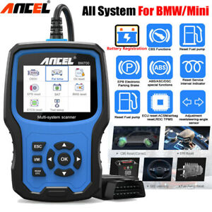 Nt650 Epb Dpf Tpms Reset Scanner Obd2 Code Reader Multi System Diagnostic Tool