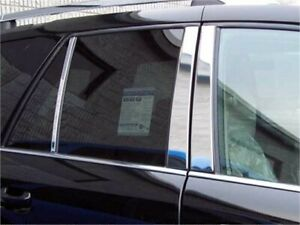 Fits 2003 2007 Saturn Vue 4 door Suv stainless Steel Pillars