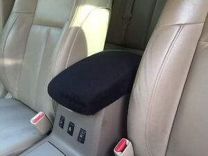 Auto Console Cover Center Armrest Cover Fleece Material U3