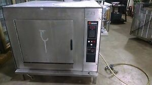 Groen Convection Oven Combo Model Cc20 g Gas Nsf 528