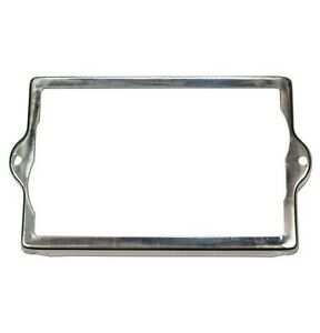 1955 1956 1957 Chevy Gmc Truck Battery Top Retainer Stainless