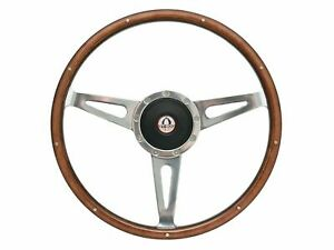 1968 1978 Ford Mustang Shelby Style Steering Wheel Kit Gt 500 Emblem