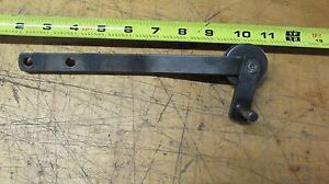 John Deere 2010 Tractor Dual Rock Shaft Control Link W Arm And Roller