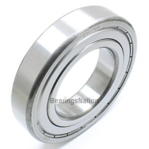 Radial Ball Bearing 6212 zz With 2 Metal Shields