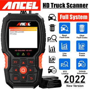 Heavy Duty Truck Scan Fault Automotive Scanner Nexas Nl102 Car Diagnostic Tools