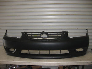 2001 2002 Toyota Corolla Front Bumper Cover 01 02 After Market Part