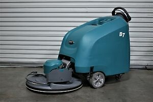 Tennant B7 Battery Burnisher buffer 27 Inch Low Hours Ready For Imediate Use