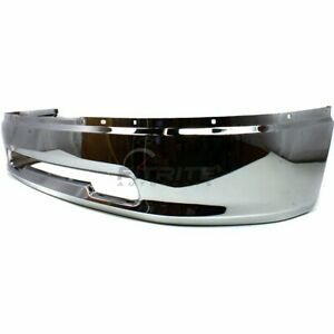 New Front Bumper Chrome Ch1002387 Fits 2009 2012 Dodge Ram 1500 68088188aa