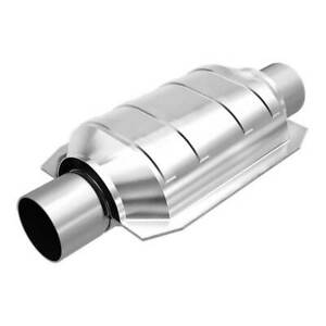 Magnaflow 447109 High flow Catalytic Converter 3 In out California Carb Obdii