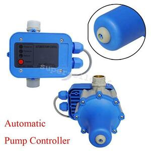 Automatic Start stop The Pump Water Pressure Controller Electronic High Quality