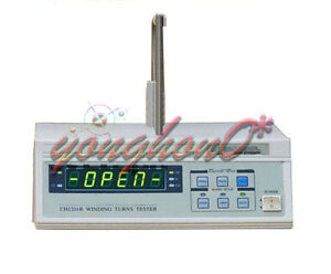 Tonghui Th200 Winding Turns Tester Meter Motor Transformer Relay Test