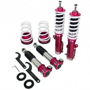 Godspeed Mono Ss Coilover Suspension Damper Kit Fit Hyundai Accent 2012 2017 Rb