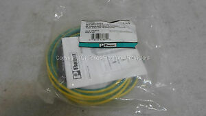 Panduit Rgrej696y 96 Rack Grounding Equipment Jumper Kit