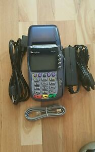Verifone Vx570 6mb Dual Comm dial ip Credit Card Machine