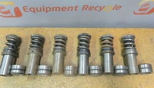 Wilson Tool Amada Rad Punch Press Dies Die Turret 146mm Lot Of 6 Sets