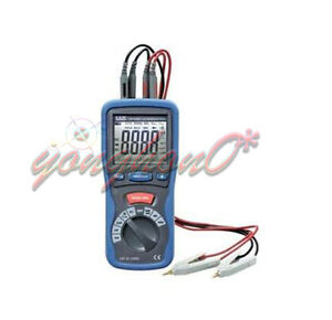 Dt 5302 Cem Digital High accuracy Kelvin 4 wires Small Resistance Milliohm Meter